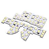 caroze ホンダ フィット(GE6/7/8/9 GP1)専用設計 LED ルームランプセットFIT-ROOM-FBA