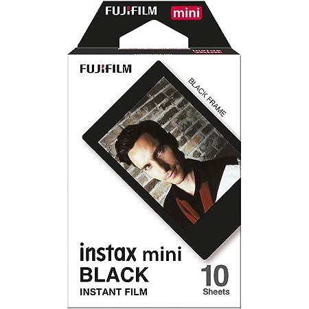 Fujifilm instax mini Black - Película instantánea