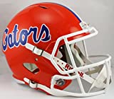 Riddell NCAA Florida Gators Full Size Speed Replica Helmet, Orange, Medium