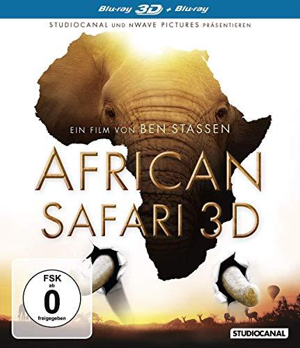 African Safari (inkl. 2D-Version) [3D Blu-ray]