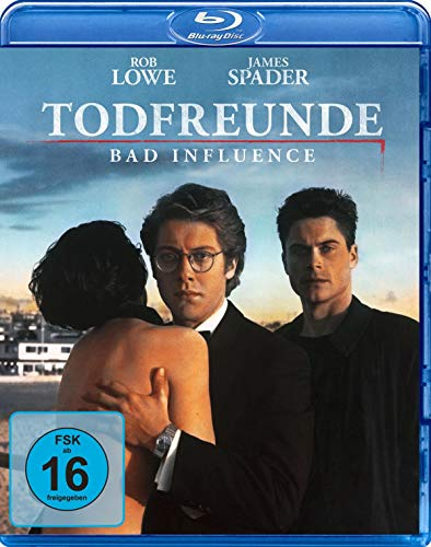 Todfreunde - Bad Influence [Blu-ray]