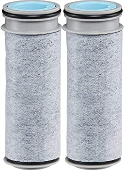 Brita Stream Water Filter Stream Pitcher Replacement Water Filter BPA Free - 2 Count
