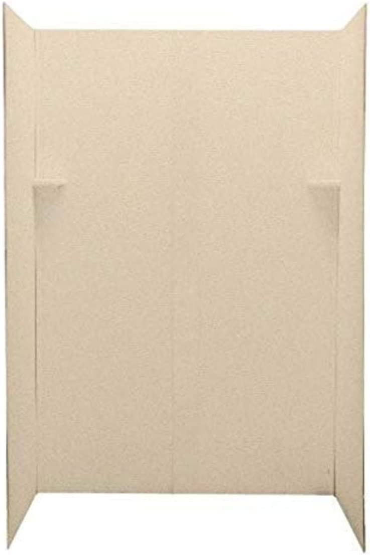 Swanstone All stores are sold DK-344872PB-040 Solid Surface 4 70% OFF Outlet Shower Side Panel and