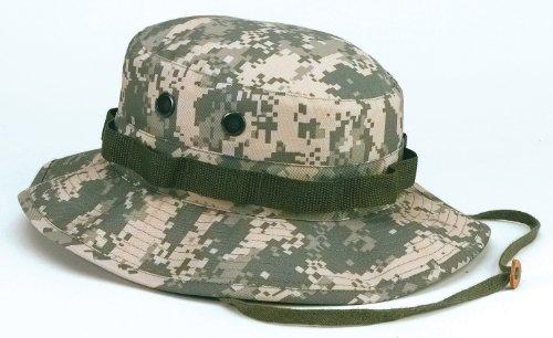 Rothco Boonie Hat, ACU Digital Camo - (7 1/4) Inch