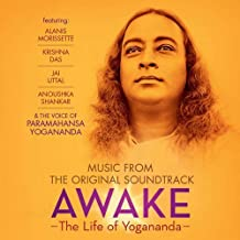 Awake: The Life Of Yogananda CD: Music From the Original Soundtrack by Various Artists (2015-09-25)