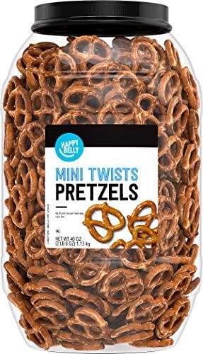 Mini Twist Pretzels