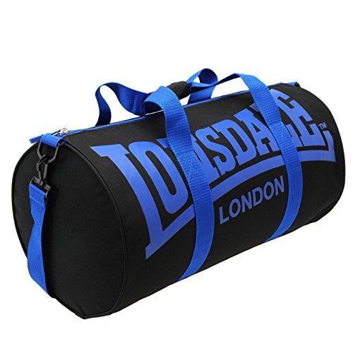 Lonsdale – Borsone tubolare da palestra e fitness