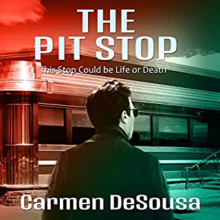 The Pit Stop audiobook cover art
