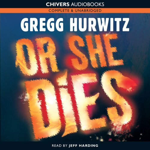 Or She Dies audiobook cover art