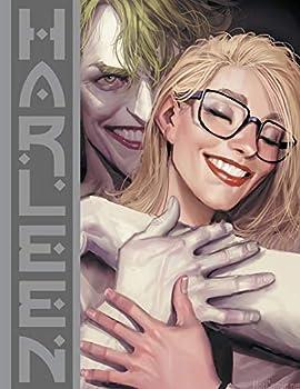 Harleenn  harleen comic graphic novel DC Comics novels - Harley Quinn