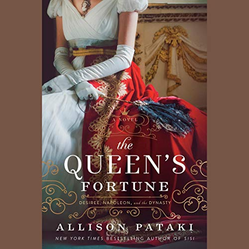 The Queen's Fortune audiobook cover art