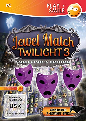 Jewel Match: Twilight 3 Collector's Edition
