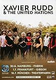 Xavier Rudd - United Nations, Tour 2015 »