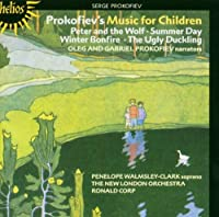 Prokofiev's Music for Children (2004-11-09)