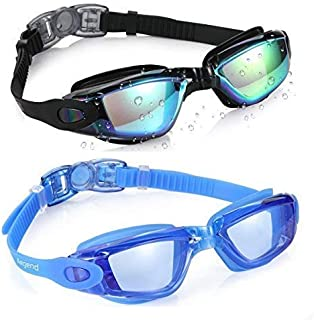4721d937d7d Amazon.com  swim goggles 2 pack - 2 Stars   Up