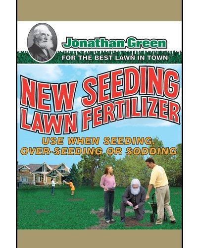 Jonathan Green New Seeding Lawn Fertilizer, 3-Pound