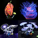 Amazing Pet Aquarium Fish Tank Decorations,...