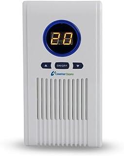Generador de ozono doméstico mini. Ozonizador de enchufe, elimina los malos olores en 10 minutos. Blanco, producción 100 mg/h