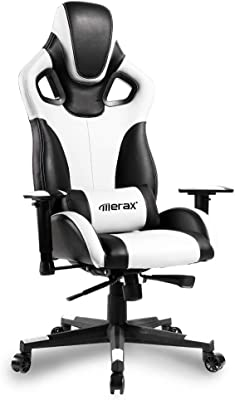 Surprising Amazon Com Homall Gaming Chair Office Chair High Back Alphanode Cool Chair Designs And Ideas Alphanodeonline