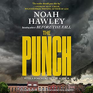 The Punch audiobook cover art