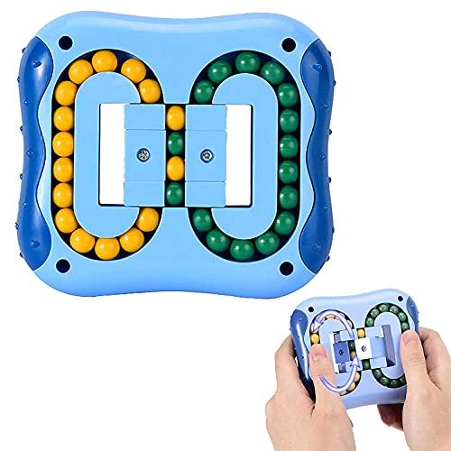Creativo Magic Bean Magic Beans cubo de juguete giratorio para niños y adultos con cierre de plástico