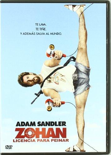 Zohan Licencia Para Peinar [DVD]