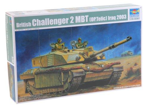 Maqueta de Tanque (323)