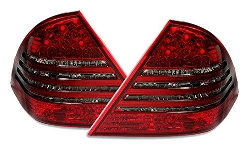 Eagle Eyes LED Rückleuchten Set in Rot - Smoke