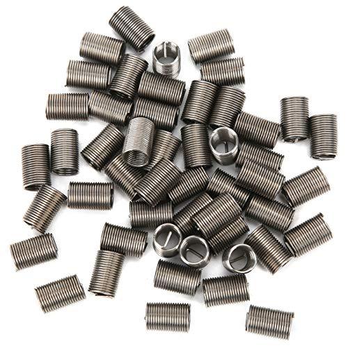 Buje roscado 50Pcs de la reparación del agujero del tornillo para la reparación para la industria