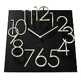 Arteum 98166Moma Glow in Dark Clock Multi-Coloured