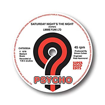 Saturday Night's the Night