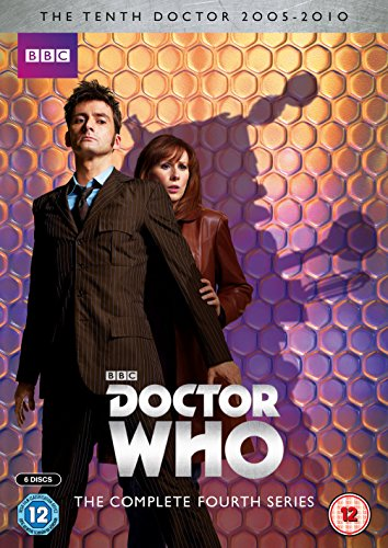 Doctor Who - Complete Series 4 Box Set (Repack) (6 DVDs)
