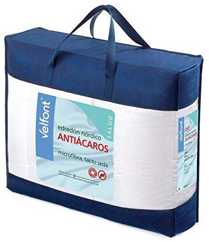 Velfont Nordico Antiacaros Duo Blanco 240X220