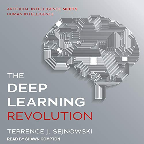 The Deep Learning Revolution audiobook cover art