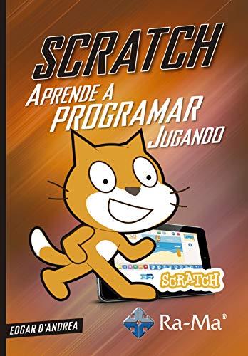 LIbro Aprende a programar jugando con Scratch