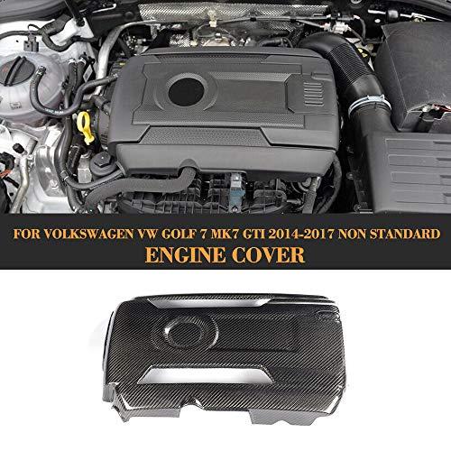 AniFM Kohlefaser-Motorhauben für Volkswagen VW MK7 Golf 7 GTI nur 2014-2017, Nicht serienmäßig