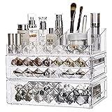 Kosmetische Aufbewahrungsbox Schublade Staubdicht Makeup Veranstalter Für Kommode Schlafzimmer Oder Bad Make Up Halter