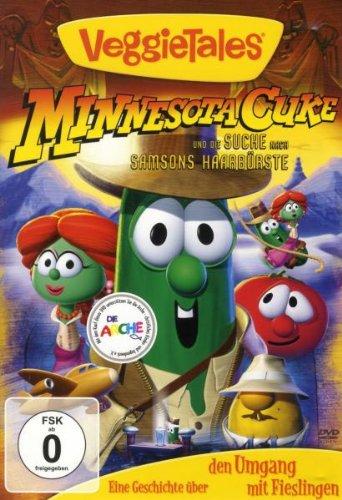 VeggieTales MinnesotaCuke - die Suche nach Samsons Haarbürste