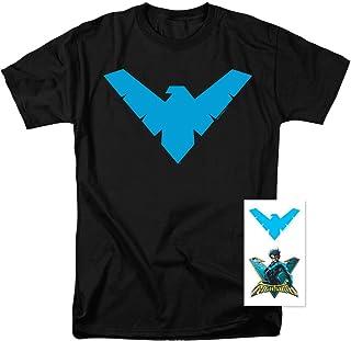 Popfunk Nightwing Logo T Shirt and
