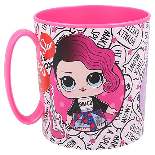 Tasse en microfibre 350 ml – LOL SURPRISE ROCK ON