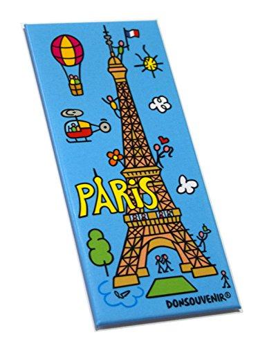 DONSOUVENIR Magnetico Paris/Parigi · CALAMITA da FRIGO Modello: Torre Eiffel