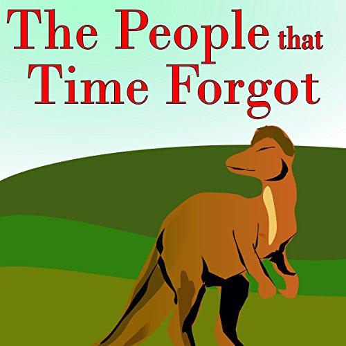 Couverture de The People that Time Forgot
