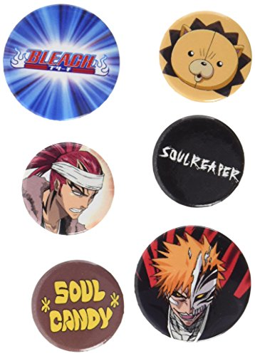 GB Eye Bleach Badges , Lot de 6