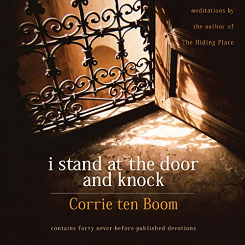 I Stand at the Door and Knock audiobook cover art