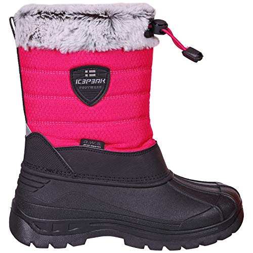 Icepeak Kinder Outdoorschuhe Wonda Jr. Hot pink Gr.29