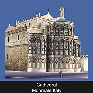 Cathedral Monreale Italy (ENG) cover art