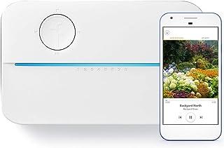 Rachio 3 Smart Sprinkler Controller, 8 Zone 3rd Generation, Alexa and Apple HomeKit Compatible with Hyperlocal Weather Int...
