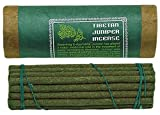 Tibetan Juniper Incense, 4.5' Length - 3 Packs, 30 Sticks Per Pack