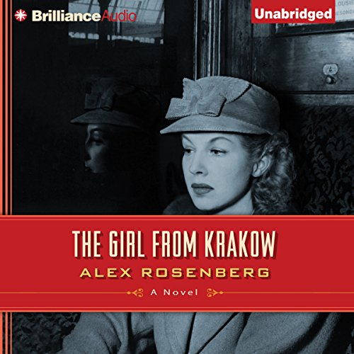 The Girl from Krakow cover art