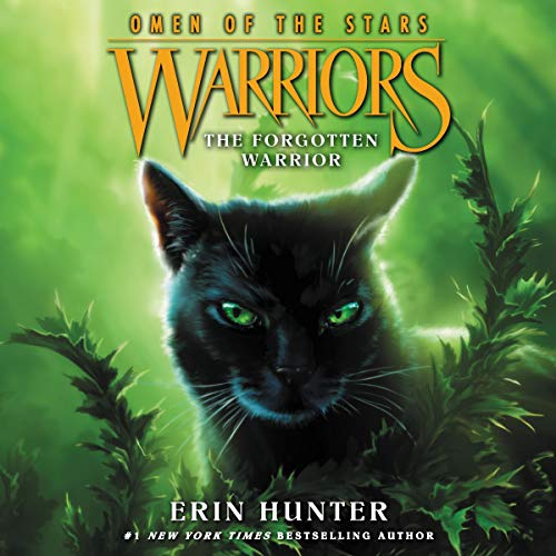 The Forgotten Warrior Audiobook By Erin Hunter cover art